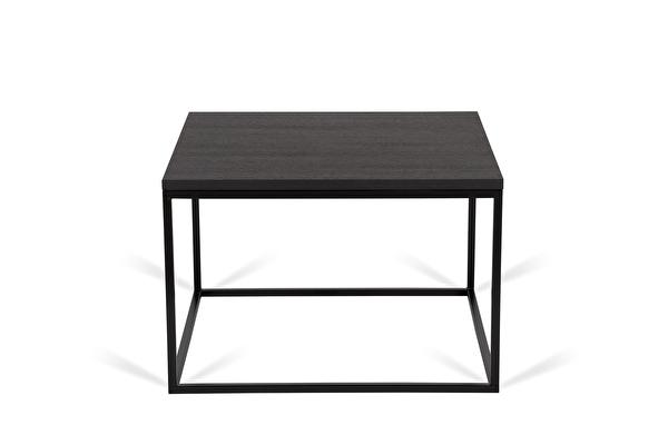 FOREST kvadratinis kavos staliukas Juodas-azuolas