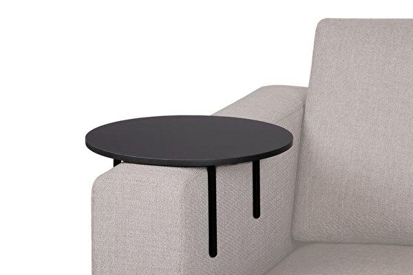 HELPER staliukas ant sofos apvalus