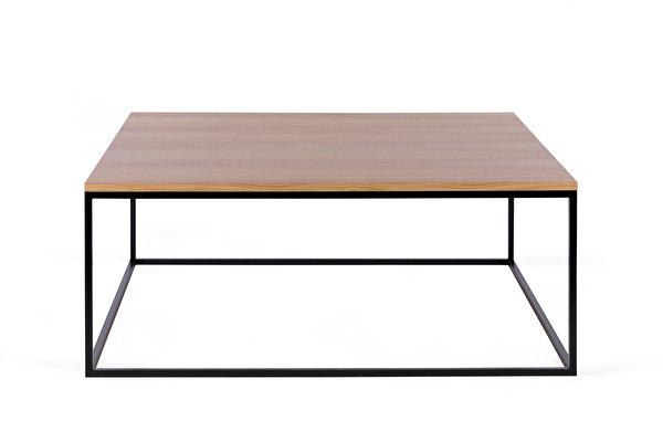 FOREST kvadratinis kavos staliukas 100 Azuolas