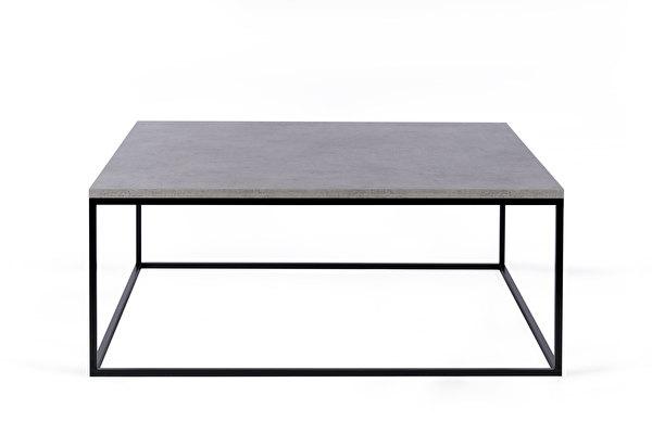 FOREST kvadratinis kavos staliukas 100 Betonas