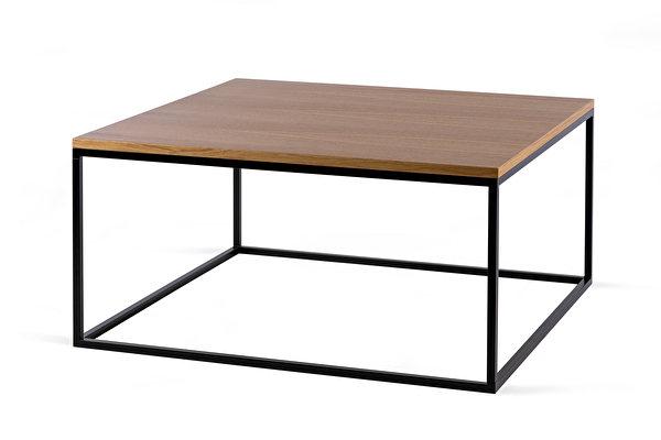 FOREST kvadratinis kavos staliukas 80 Azuolas